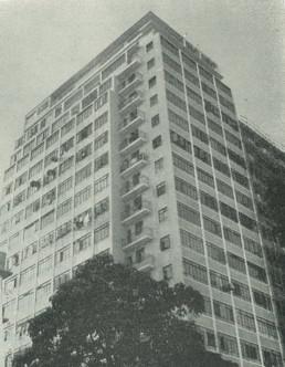 Büro von Sanyei in Hong Kong, 1963